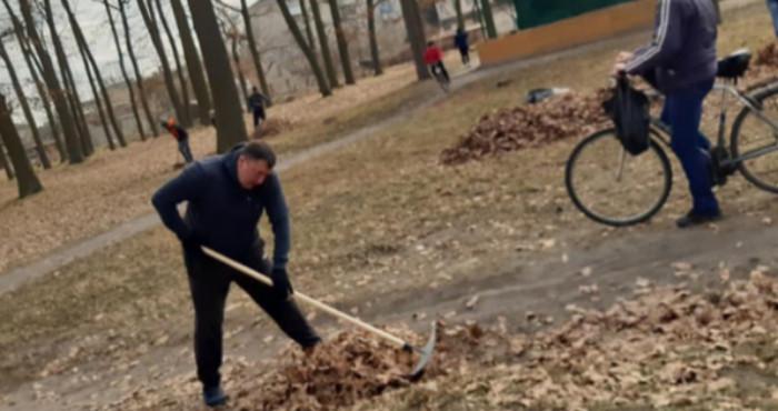 Весняна толока у Ківерцівському парку-2021