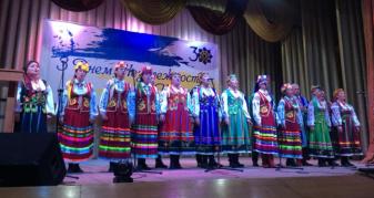 Святковий концерт у ківерцівському Будинку культури з нагоди 30-річчя Незалежності України