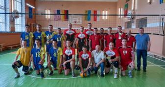 У Рожищі відбувся волейбольний турнір