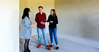 Волинські телеведучі купили квартиру в ЖК «StyleUP»