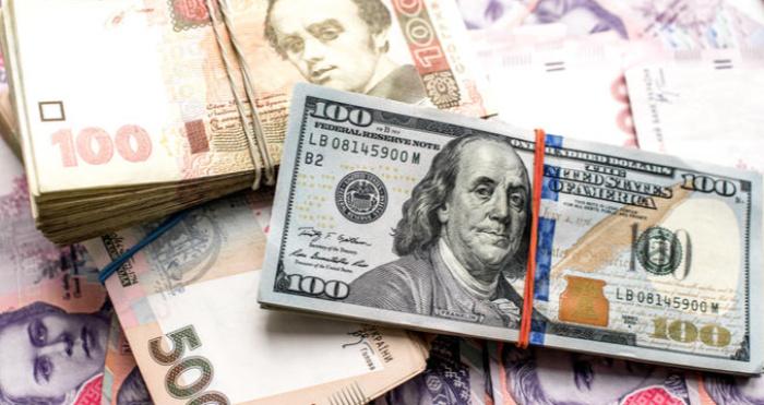 Вартість валюти в обмінниках Ківерців 21 липня