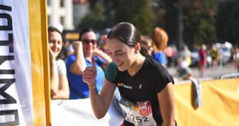 Команда «Інвестора» пробігла найбільшу дистанцію «Luchesk Half Marathon 2021»