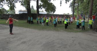 У Ківерцях для молоді провели тренування