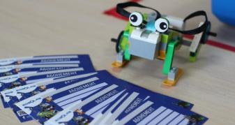 Програмування та робототехніка: що нового відкриває RoboLab для своїх вихованців