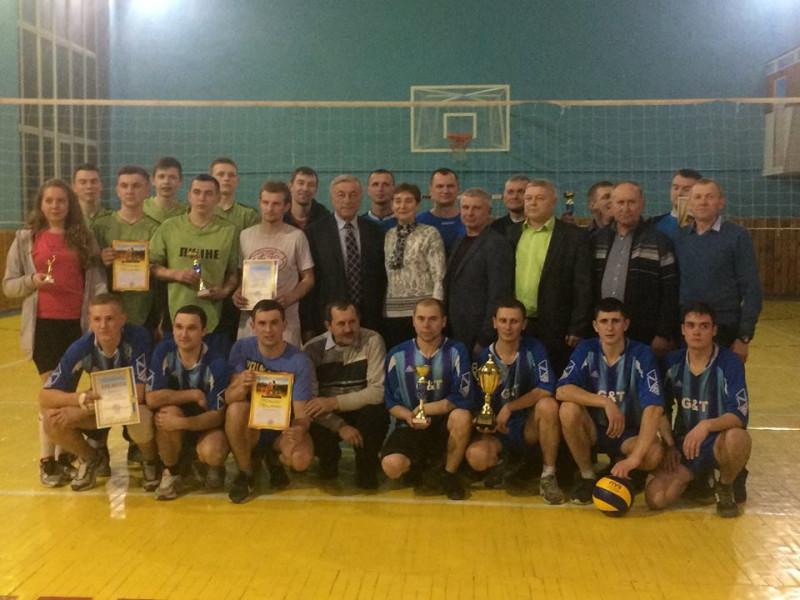 На Ківерцівщині відбувся волейбольний турнір пам'яті воїна-афганця Олега Денисюка