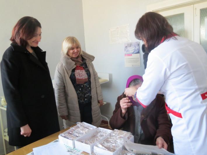 На Ківерцівщині провели виїзний прийом лікарів