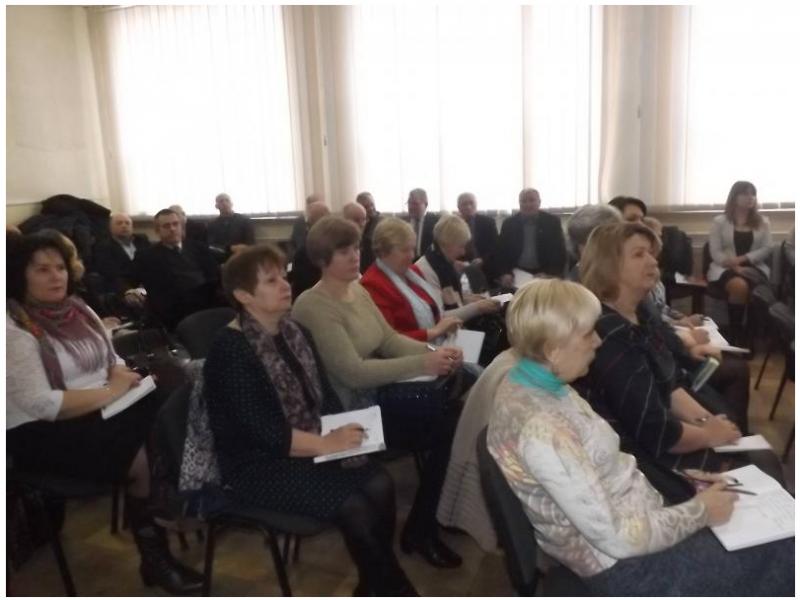 У Ківерцях відбулася нарада директорів шкіл району