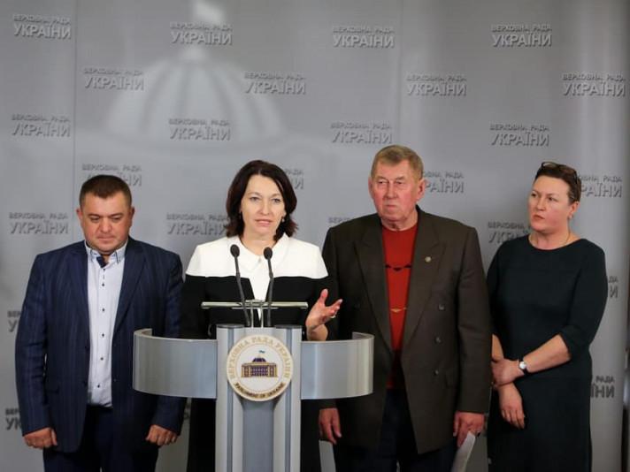 Ірина Констанкевич: «Указ Порошенка про покращення захисту чорнобильців діє тільки на папері»