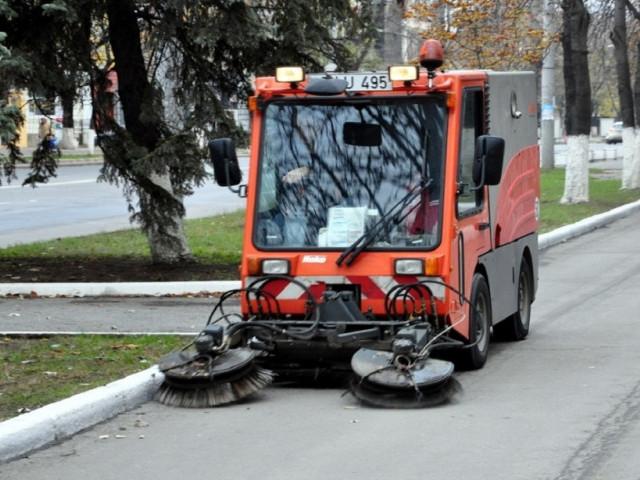 У Ківерцях на прибирання вулиць витратять понад один мільйон