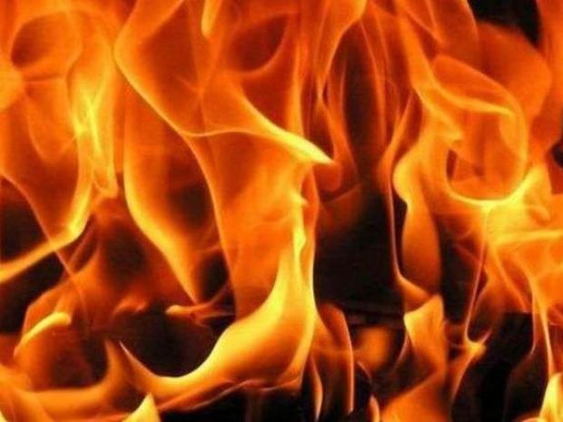 Пожежа у Берестянах