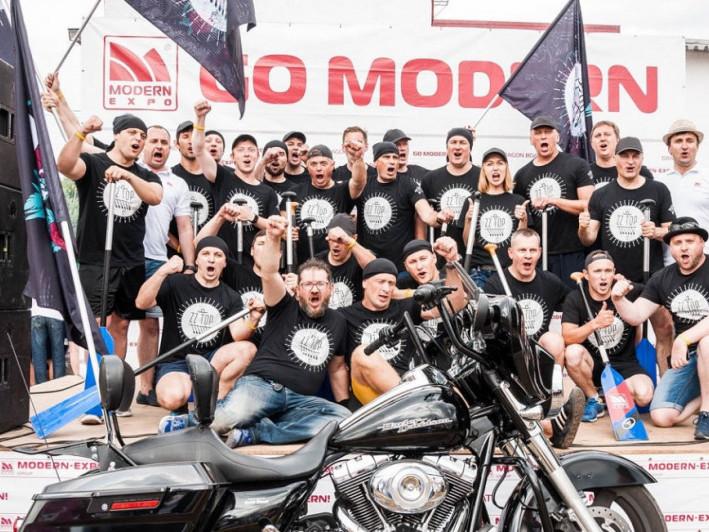 «Modern-Eхро» запрошує на День компанії у спортивному стилі