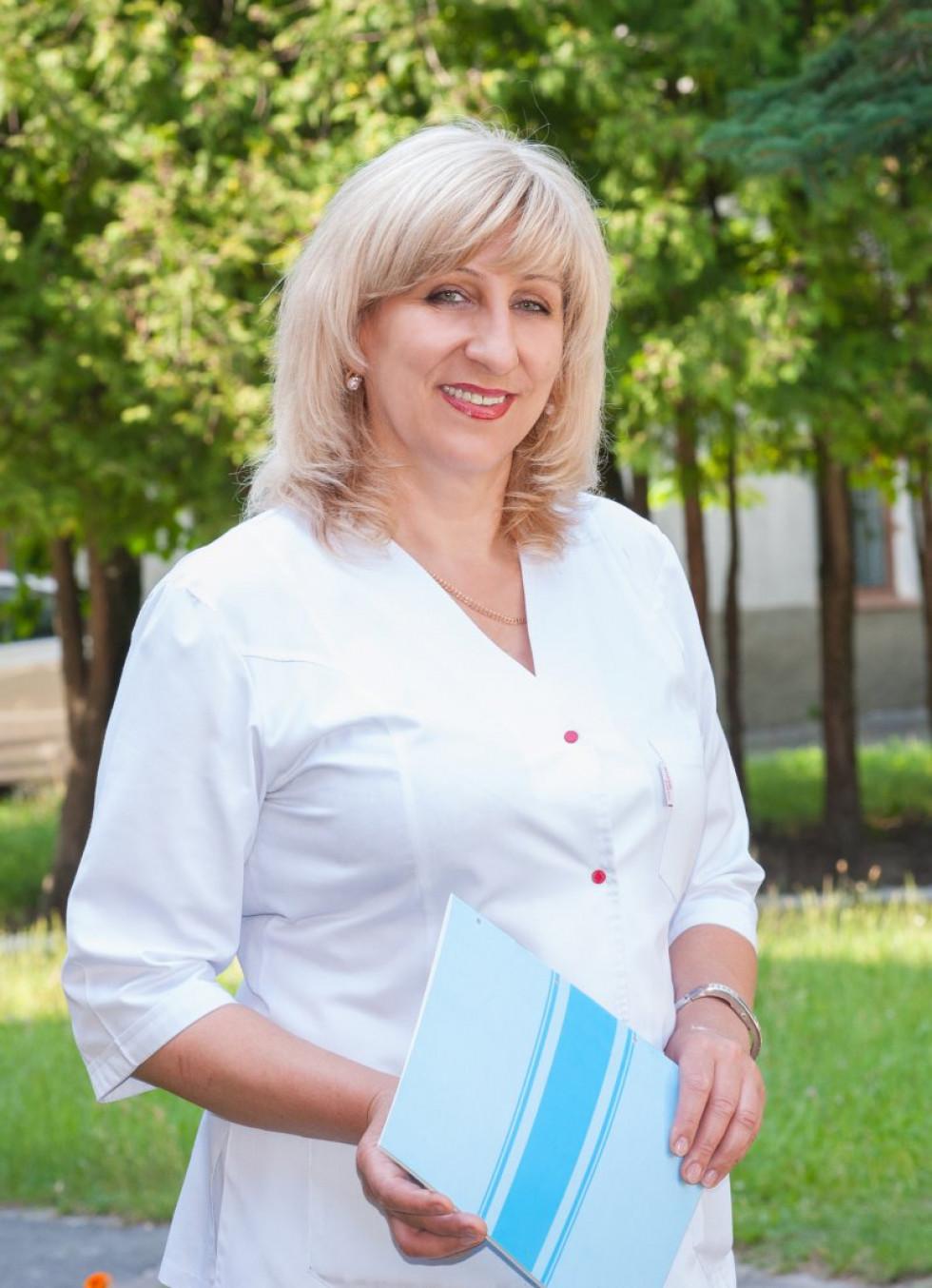 Людмила Тимощук