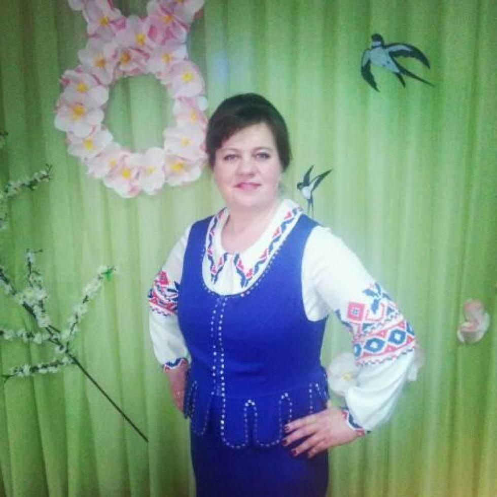 Ольга Кравчук
