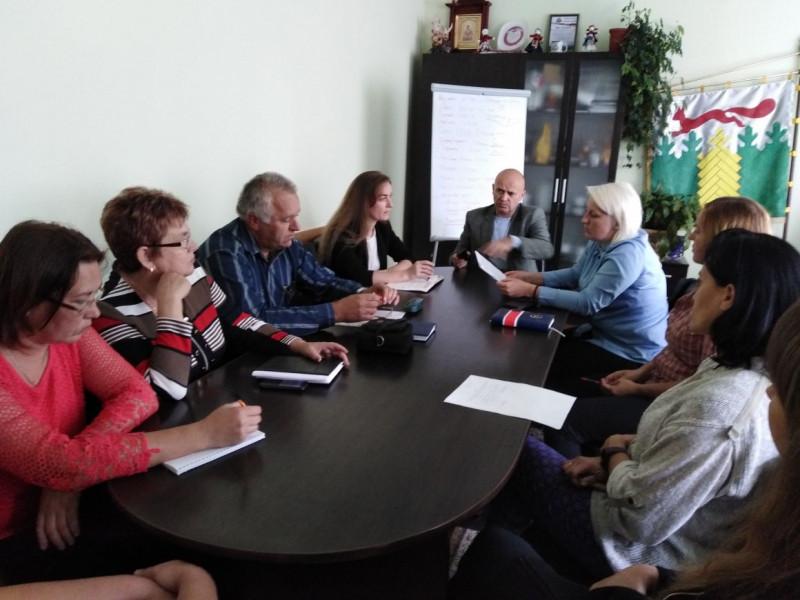 Ківерцівський район: міркували, як допомогти нужденним