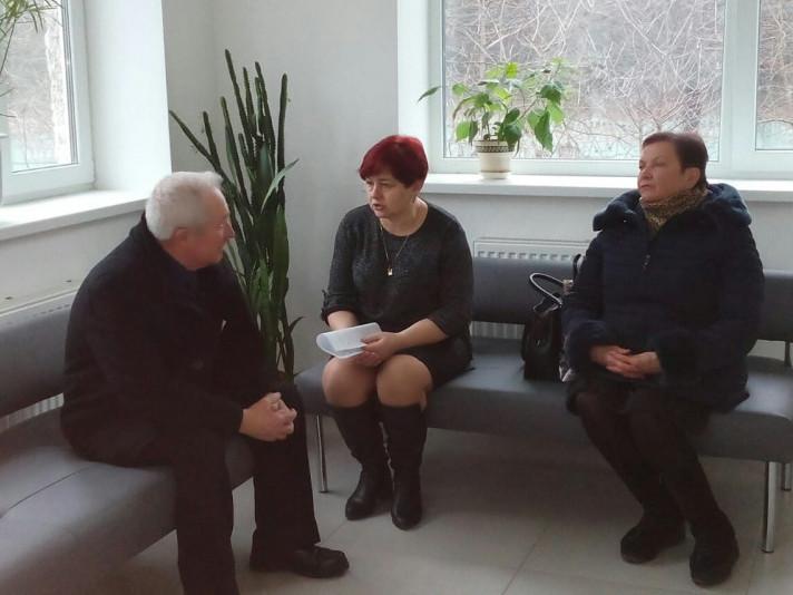 У центрі обслуговування клієнтів «Волиньгаз» у Ківерці відбуласявідкрита зустріч зі споживачами