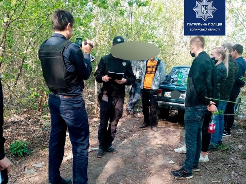 У Луцьку затримали чоловіка, який у Ківерцях мав робити наркотичні «закладки»