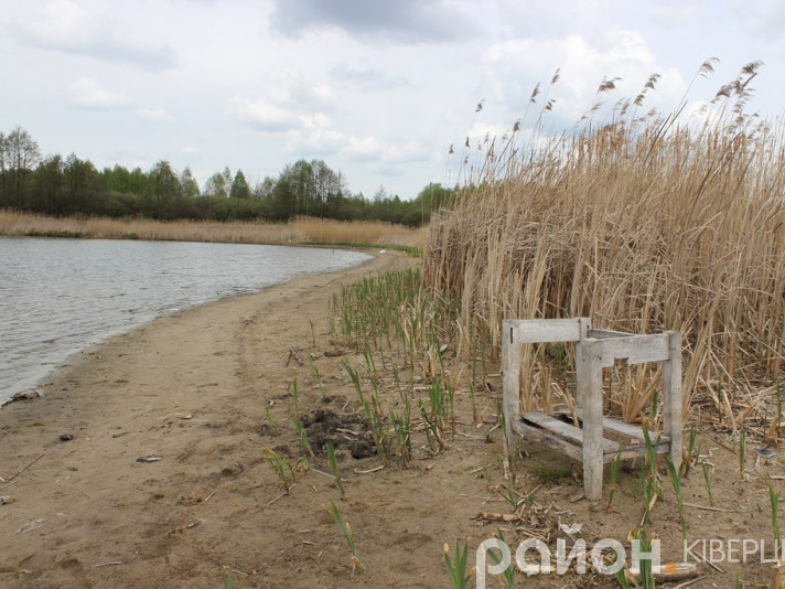 Озеро Озерце