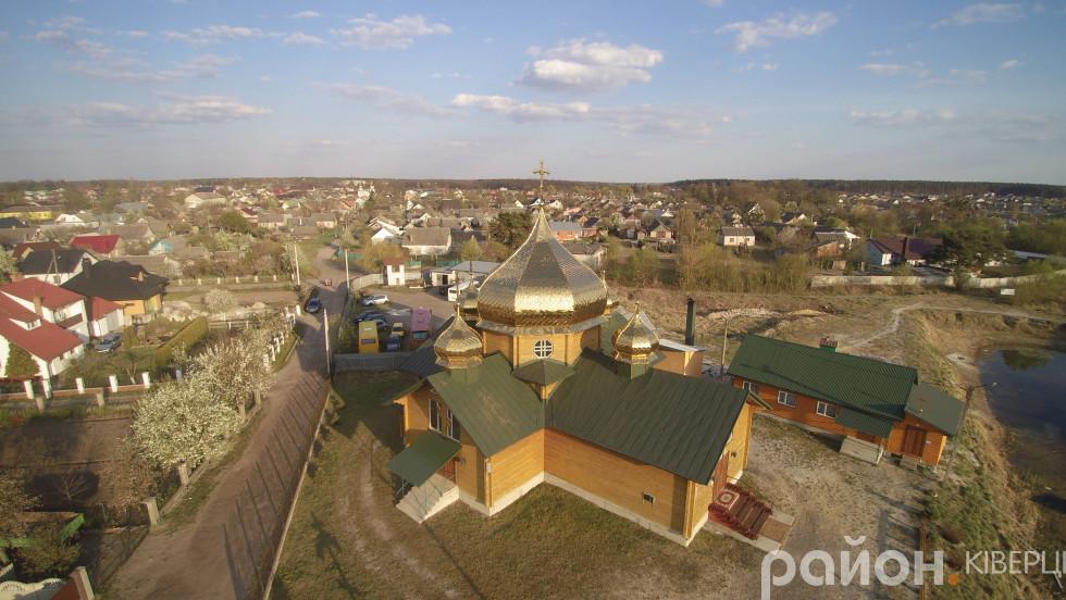 Храм Рівноапостольної княгині Ольги