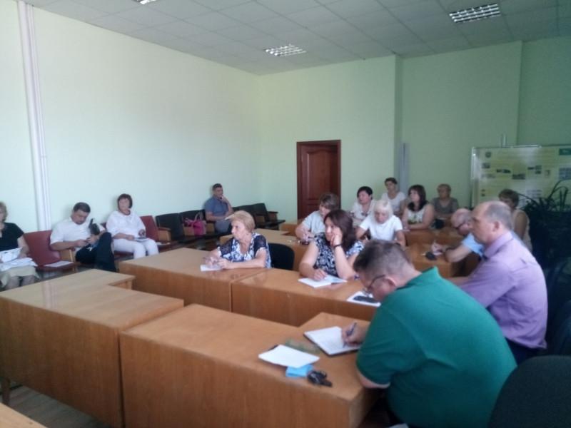 У Ківерцях обговорили підготовку до нового навчального року