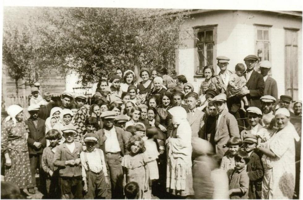 Трохимбродці незадовго до початку Другої світової війни