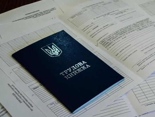 Трудова книжка/Фото ілюстративне