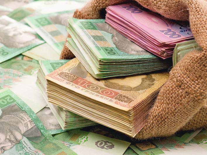 Гроші/Фото ілюстративне