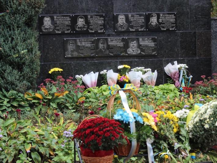 У Ківерцях відзначили День захисника України