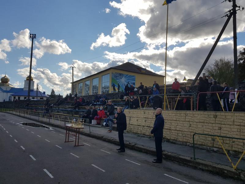 У Ківерцях відбулися змагання з міні-футболу та теніс