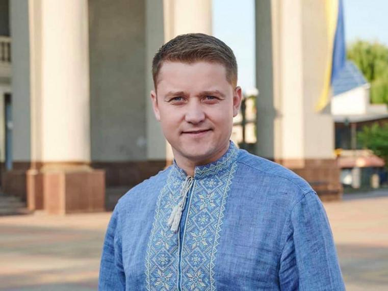 Міський голова Рівного Олександр Третяк