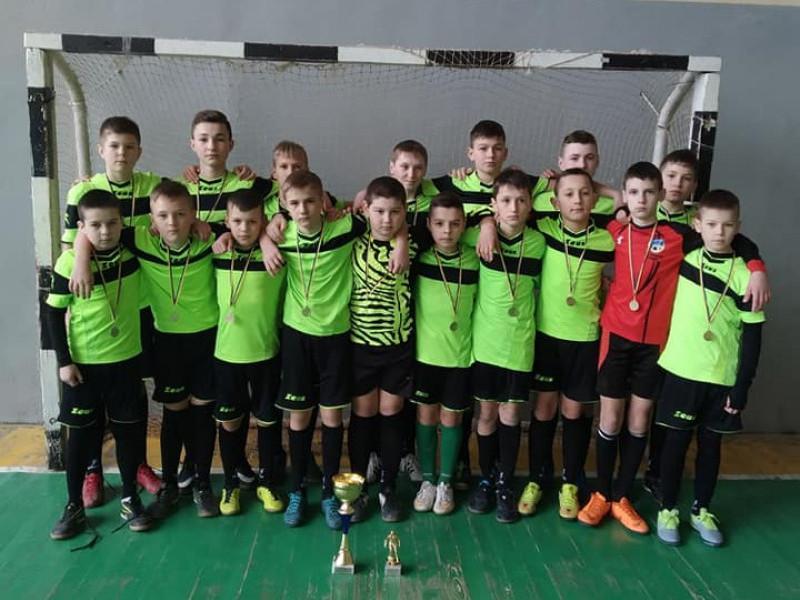 Цуманська футбольна команда «Атлетік»