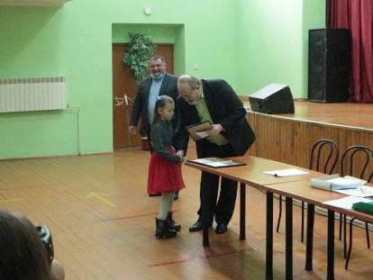 Нагородження Софії Петрової
