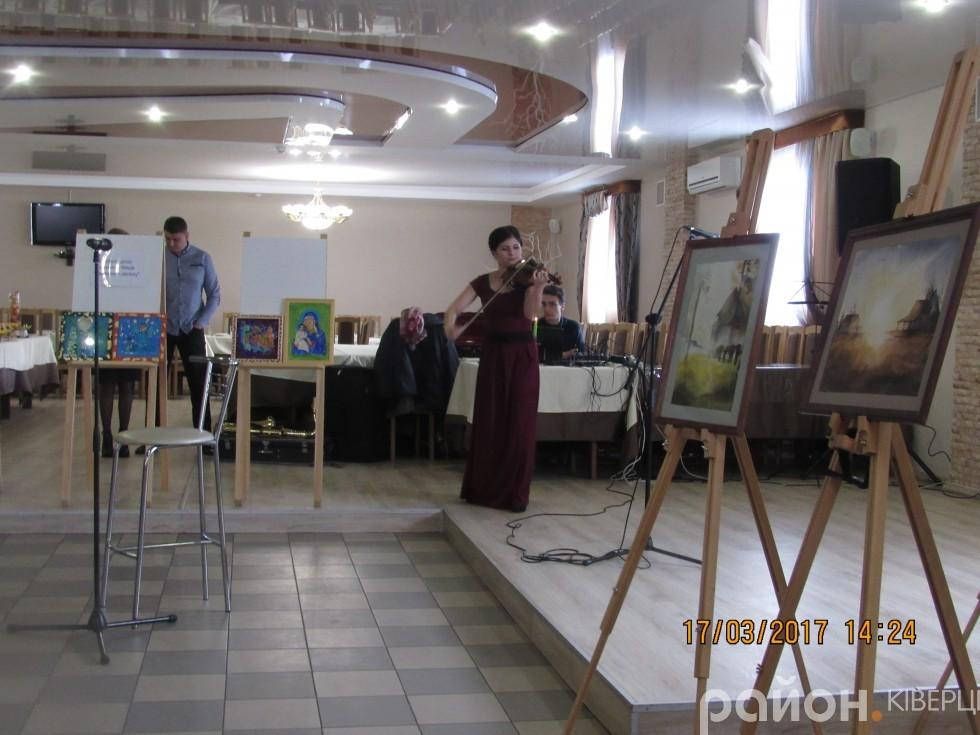 Скрипалька Анастасія Гарбуза
