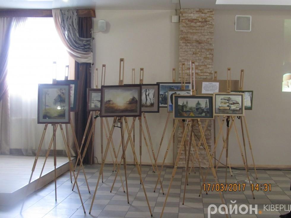 картини Вікторії Романюк