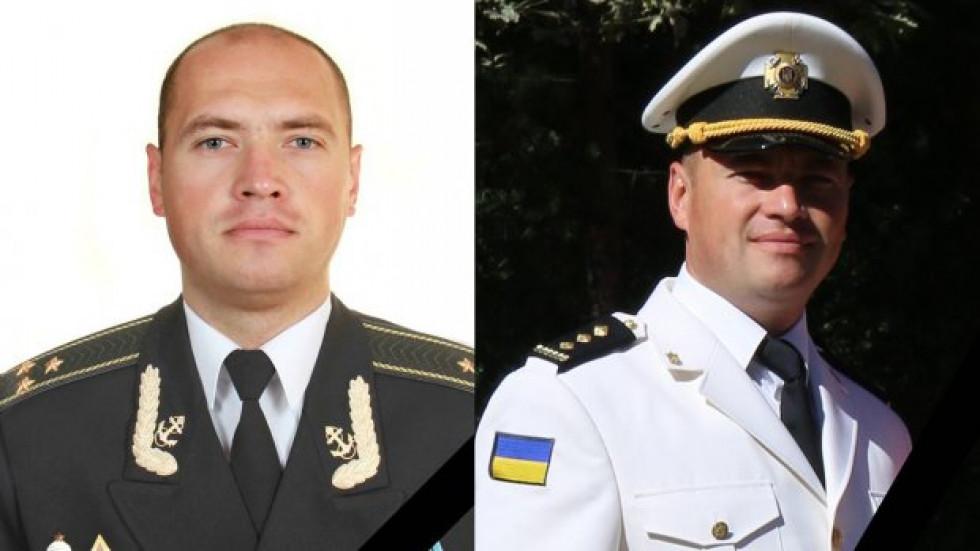 Полковник Максим  Шаповал загинув внаслідок підриву авто в Києві (фото: mil.in.ua)
