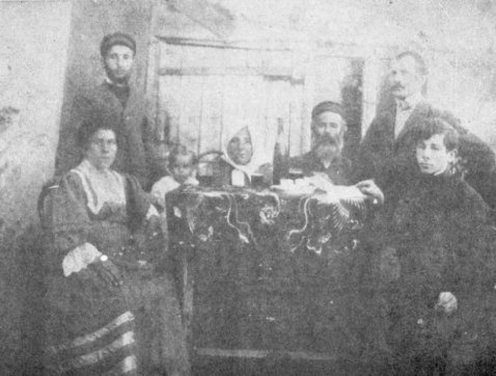 Старі фото Трохимброду