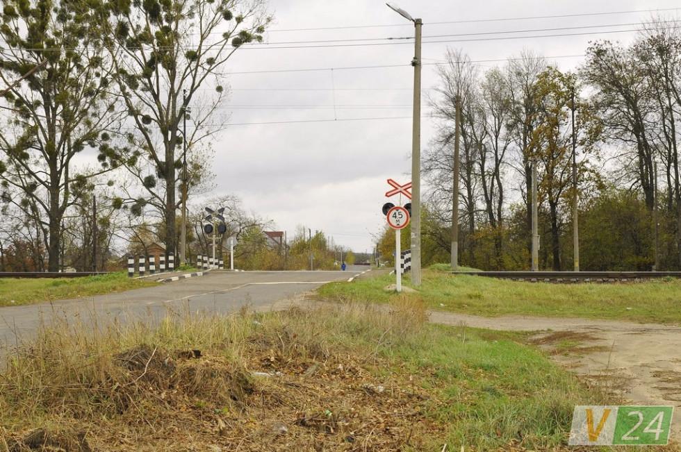 Залізниця - невід'ємний атрибут Прилуцького, місцеві жителі навіть до Луцька часто їздять не маршрутками, а дизелем