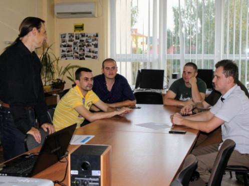 Олег Вілігурський та його учні