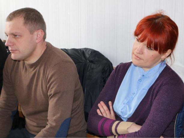 Сергій Третяк та його дружина