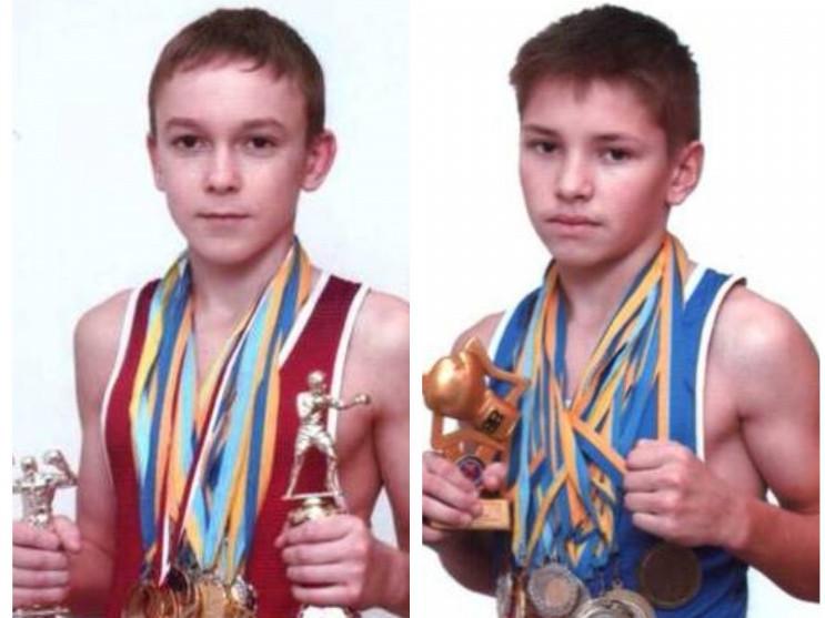 Юні ківерцівські боксери