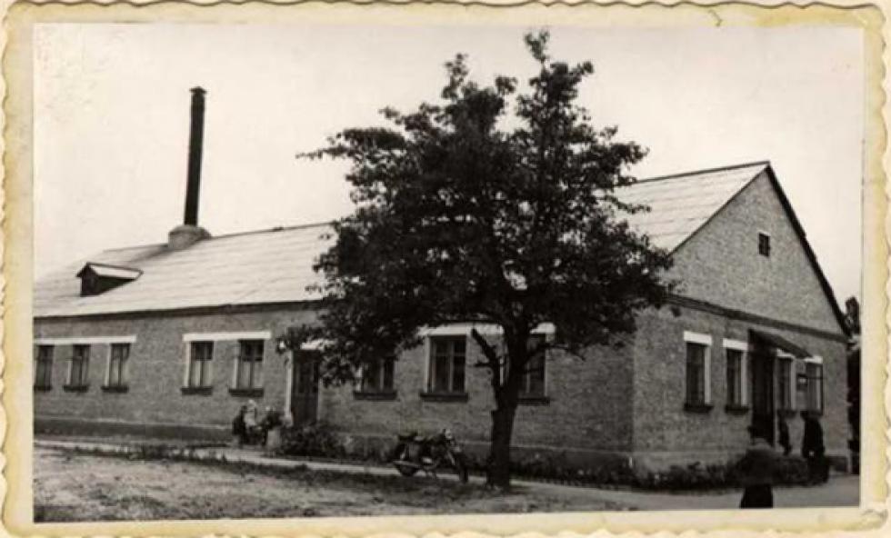Міська лазня. 1967 рік
