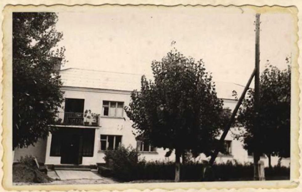 Готель. 1968 рік