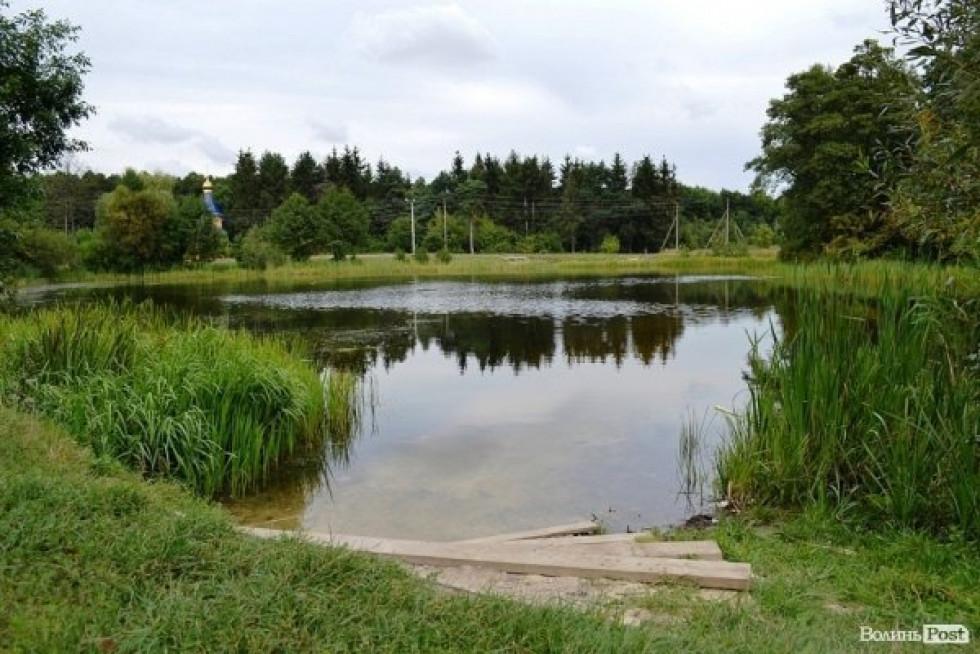 Озеро сьогодні