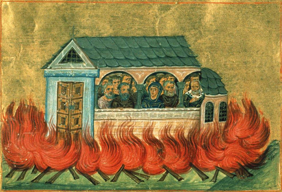 Мученики з Нікомидії