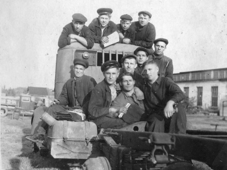 Колектив працівників ЦРММу