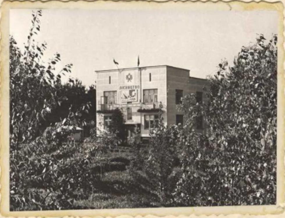 Ківерцівське лісництво. 1968 рік