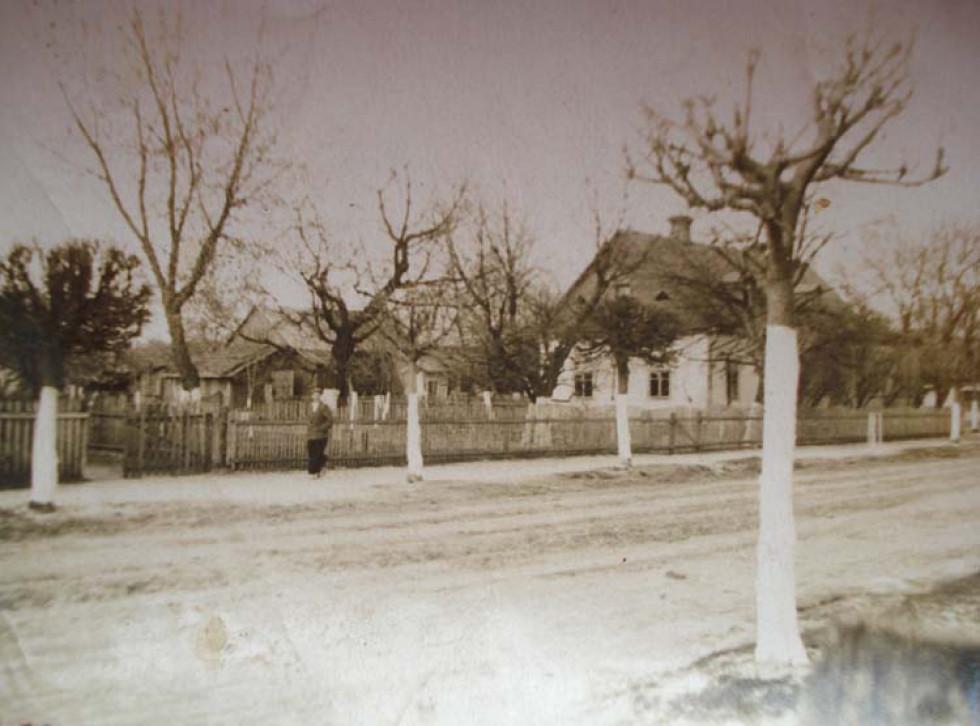 Вулиця Пушкіна. Рік невідомий