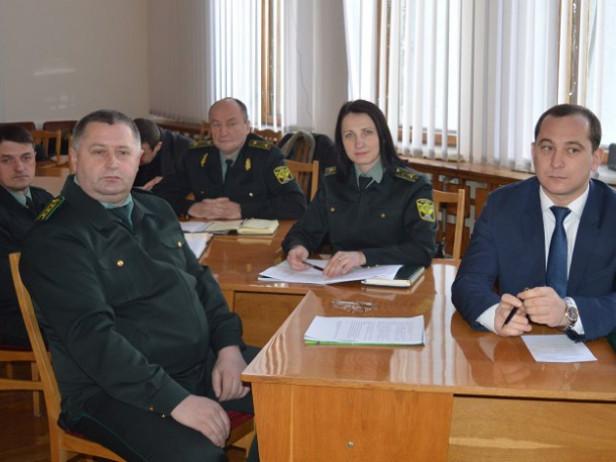 На засіданні постійної комісії 20 лютого
