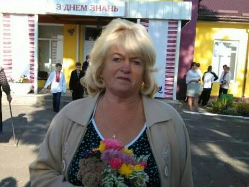 Тамара Пашук