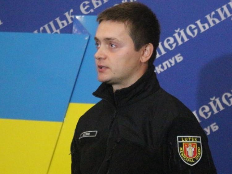 Роман Кулик