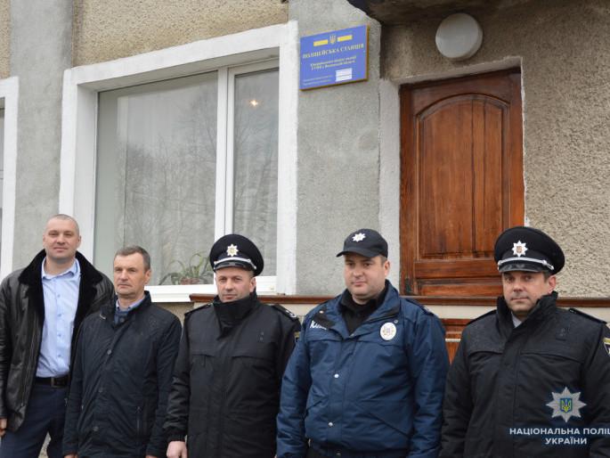 Цуманські поліціянти